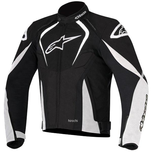 アルパインスターズ Alpinestars 春夏モデル レザージャケット JAWS 黒/白 52サイズ 8051194924742 HD店