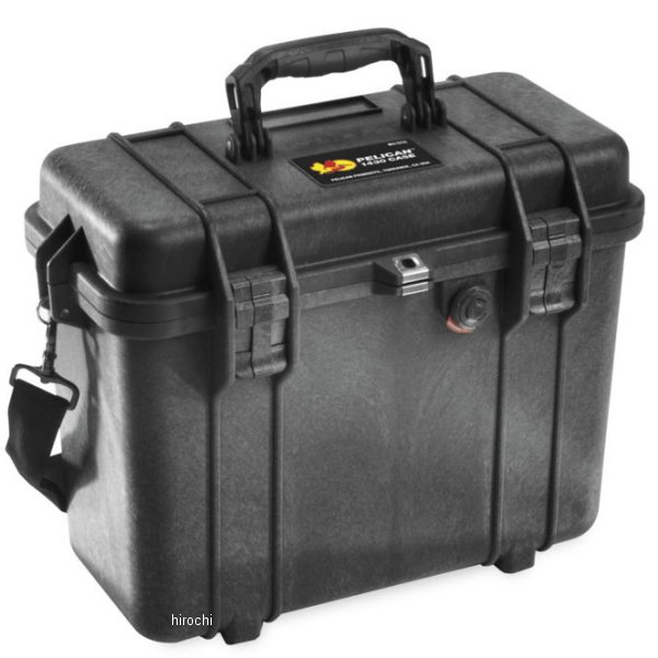 【USA在庫あり】 ペリカン Pelican Products 1430 プロテクト ハードケース トップローダー 黒 570265 HD店