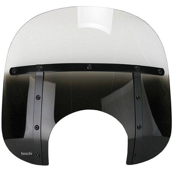 【USA在庫あり】 メンフィスシェード Memphis Shades ウインドシールド ファット 13インチ高/ライト用カット幅 9インチ FLHR ナイト ME0312 HD店