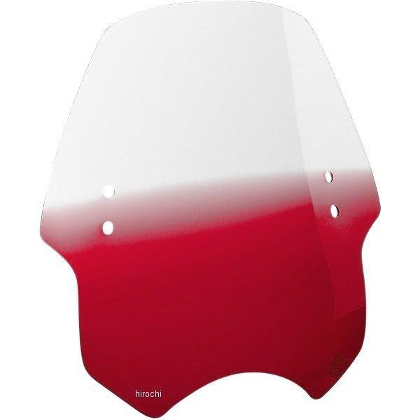 【USA在庫あり】 メンフィスシェード Memphis Shades ウインドシールド ハンドル取付金具付 ヘルキャット 赤 ME0757 HD店