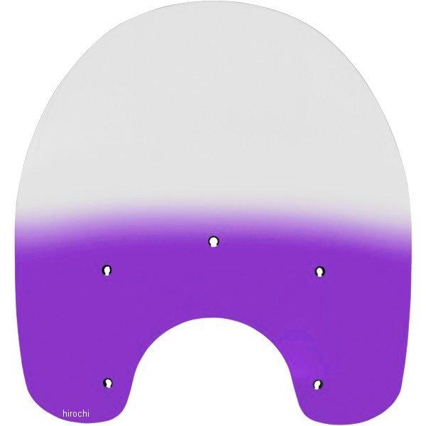 【USA在庫あり】 メンフィスシェード Memphis Shades シールド純正交換用 15インチ高 00年-17年 FLSTF 紫 ME0839 HD店