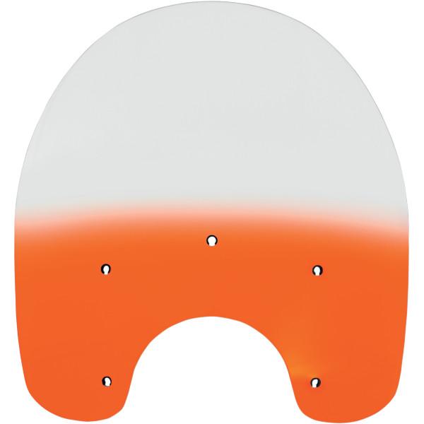 【USA在庫あり】 メンフィスシェード Memphis Shades シールド純正交換用 17インチ高 00年-17年 FLSTF オレンジ ME0890 HD店