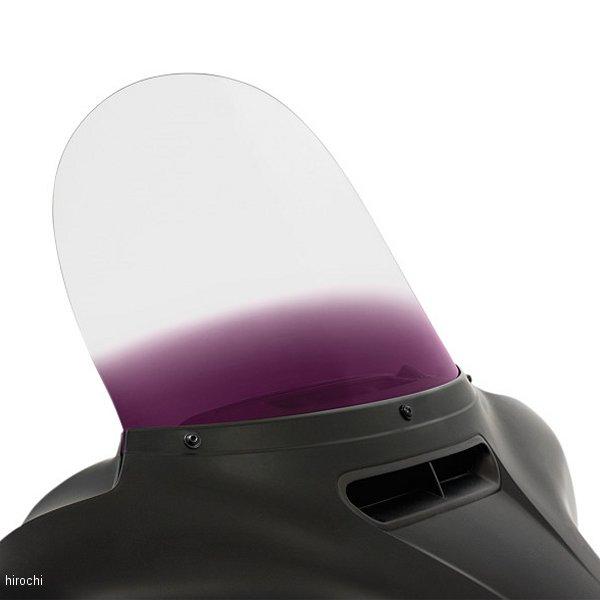 【USA在庫あり】 メンフィスシェード Memphis Shades シールド純正交換用 15インチ高 14年以降 FLH 紫 ME1057 HD店