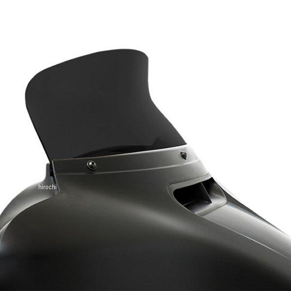 【USA在庫あり】 メンフィスシェード Memphis Shades スポイラー純正フェアリング用 6.5インチ高 14年以降 FLH スモーク ME1076 HD店