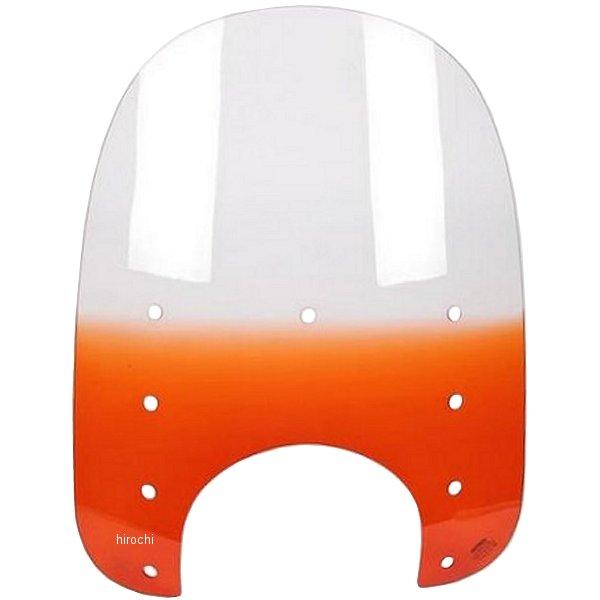 【USA在庫あり】 メンフィスシェード Memphis Shades 補修用 シールド スリム 17インチ高/ライト用カット幅 7インチ オレンジ ME1262 HD店