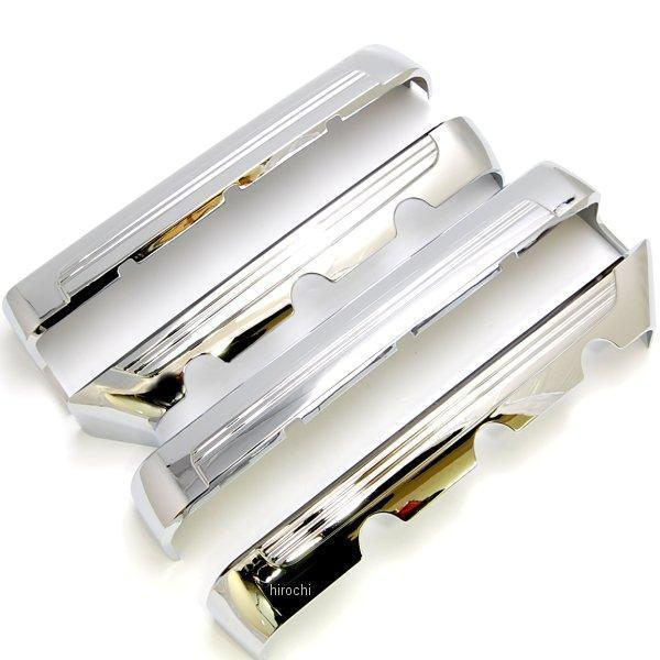 【USA在庫あり】 クリアキン Kuryakyn ライトニング バルブ カバー 01年以降 GL1800、F6B 3901 HD店