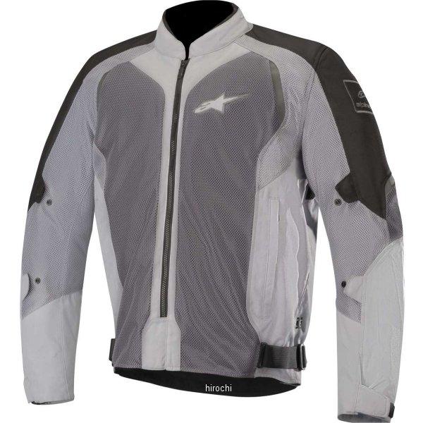 【メーカー在庫あり】 アルパインスターズ Alpinestars 春夏モデル ジャケット WAKE AIR 黒/ミッドグレー XLサイズ 8033637029009 HD店