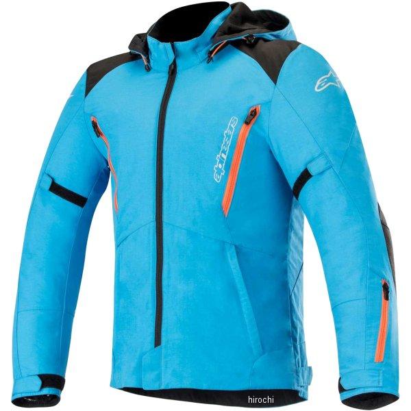 【メーカー在庫あり】 アルパインスターズ Alpinestars 春夏モデル ジャケット BADGER 青/黒 Mサイズ 8033637147956 HD店