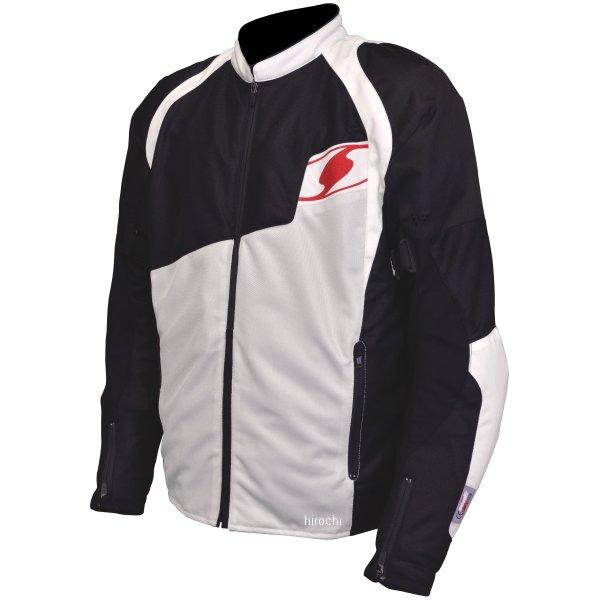 シールズ SEAL'S 春夏モデル スポーツ メッシュ ジャケット アイボリー 3Lサイズ SLB-643 HD店