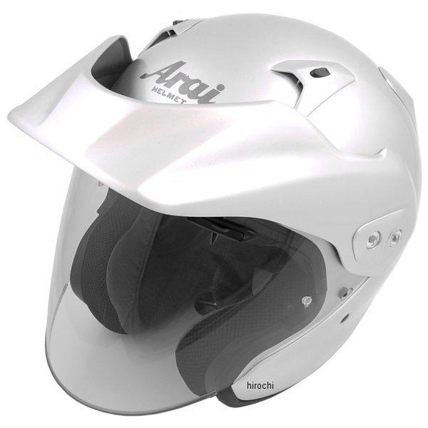 CZ-ALSV-61 アライ Arai ヘルメット CT-Z アルミナシルバー (61cm-62cm) 4530935352951 HD店