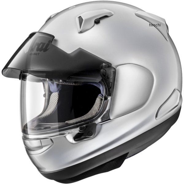 【メーカー在庫あり】 アライ フルフェイスヘルメット ASTRAL-X アルミナシルバー (57cm-58cm) 4530935461486 HD店