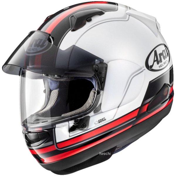 アライ フルフェイスヘルメット ASTRAL-X スティント 赤 (59cm-60cm) 4530935471638 HD店