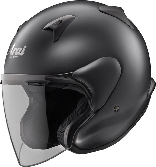SG-FTBK-57 アライ Arai ヘルメット SZ-G 黒(つや消し) (57cm-58cm) 4530935366965 HD店