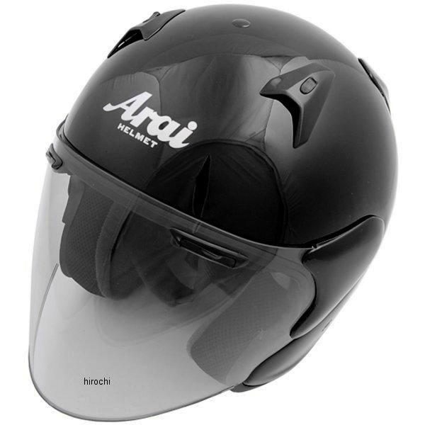 【メーカー在庫あり】 SG-GLBK-61 アライ Arai ヘルメット SZ-G グラスブラック (61cm-62cm) 4530935366880 HD店