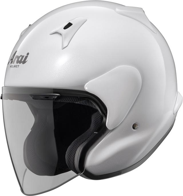 SG-GLWH-54 アライ Arai ヘルメット SZ-G グラスホワイト (54cm) 4530935366798 HD店