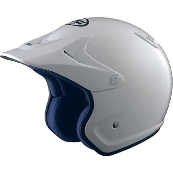 【メーカー在庫あり】 アライ Arai ヘルメット ハイパーT 白 (55cm-56cm) 4530935116850 HD店