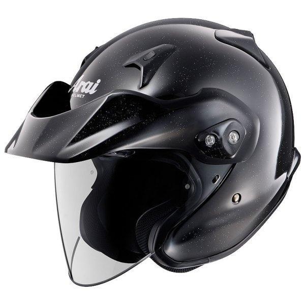 CZ-GLBK-55 アライ Arai ヘルメット CT-Z グラスブラック (55cm-56cm) 4530935352821 HD店