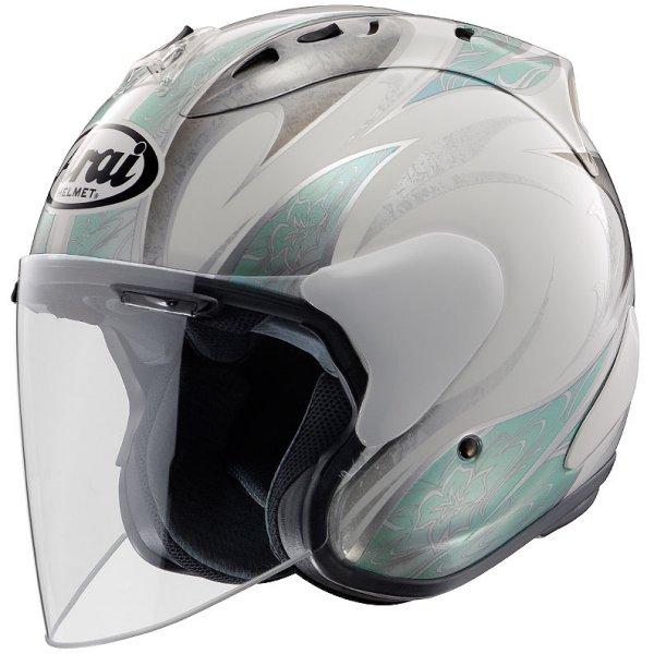 SR4-KARBL-61 アライ Arai ヘルメット SZ-RAM4 カレン アオ (61cm-62cm) 4530935348763 HD店