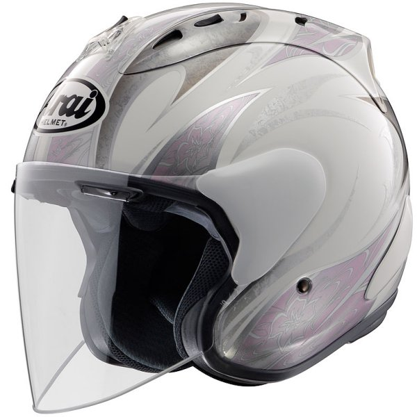 SR4-KARPI-55 アライ Arai ヘルメット SZ-RAM4 カレン ピンク (55cm-56cm) 4530935348633 HD店