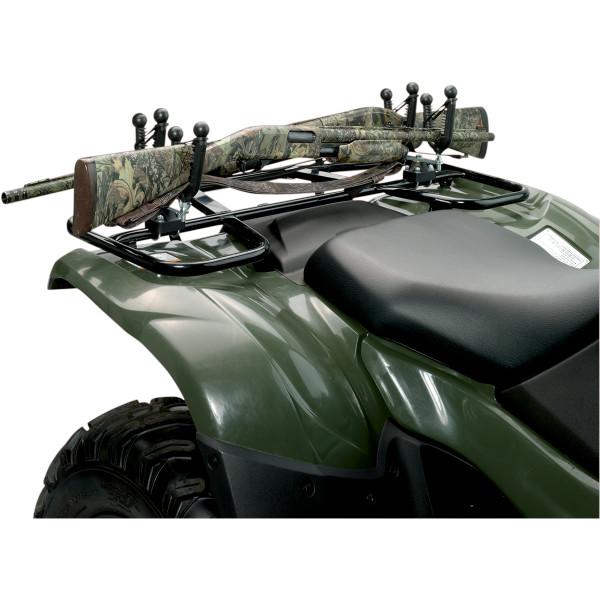 【USA在庫あり】 ムース MOOSE Utility Division 銃・ライフルホルダー 2丁用 ラック キャリア 取付 3518-0027 HD