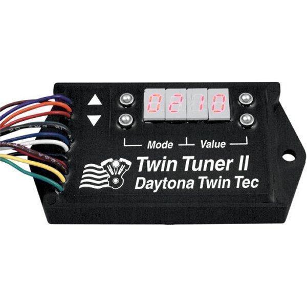 【USA在庫あり】 デイトナ ツインテック Daytona Twin Tec ツインチューナII 01年-11年 Big Twin、07年-13年 XL 1020-0948 HD店
