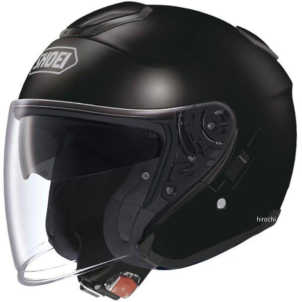 【メーカー在庫あり】 ショウエイ SHOEI ヘルメット J-CRUISE 黒 Lサイズ 4512048369293 HD店
