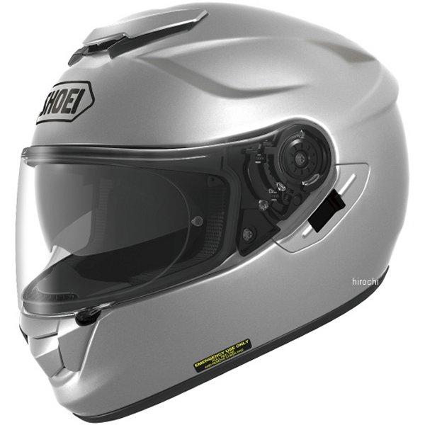【メーカー在庫あり】 ショウエイ SHOEI フルフェイスヘルメット GT-AIR ライトシルバー XLサイズ 4512048383138 HD店