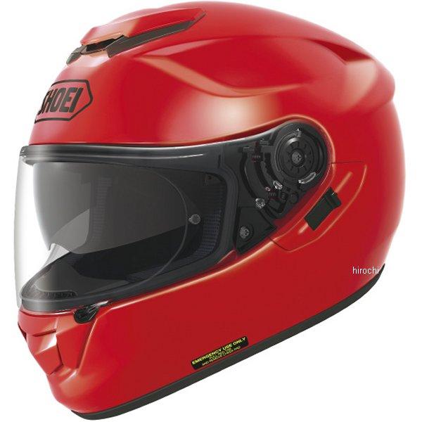 【メーカー在庫あり】 ショウエイ SHOEI フルフェイスヘルメット GT-AIR シャインレッド Lサイズ 4512048383329 HD店