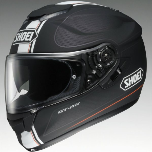 【メーカー在庫あり】 ショウエイ SHOEI フルフェイスヘルメット GT-AIR WANDERER TC-5 黒/シルバー Mサイズ 4512048422912 HD店