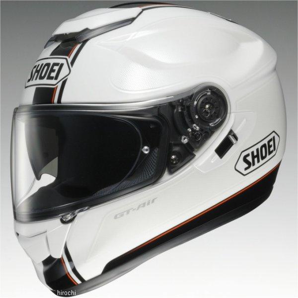 【メーカー在庫あり】 ショウエイ SHOEI フルフェイスヘルメット GT-AIR WANDERER TC-6 白/シルバー Lサイズ 4512048422967 HD店