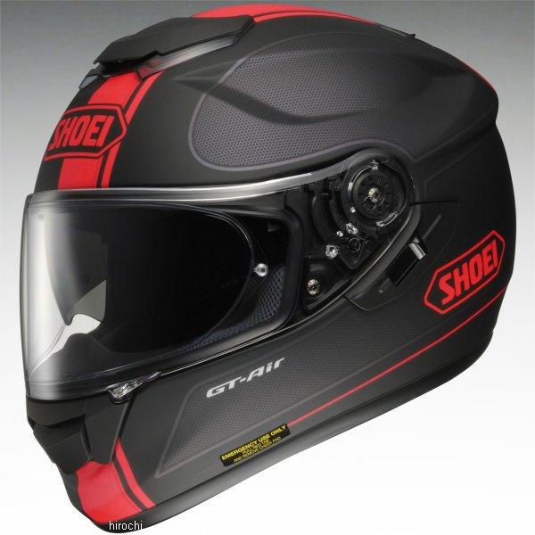 ショウエイ SHOEI フルフェイスヘルメット GT-AIR WANDERER TC-1 赤/黒 Sサイズ 4512048432713 HD店