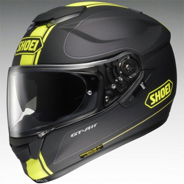ショウエイ SHOEI フルフェイスヘルメット GT-AIR WANDERER TC-3 黄/黒 Mサイズ 4512048432768 HD店
