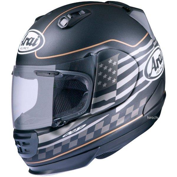 山城×アライ ヘルメット ラパイド-IR フラッグUSA Lサイズ (59-60cm) 4530935373390 HD店