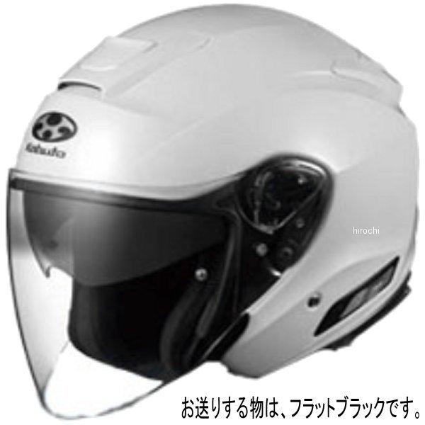 【メーカー在庫あり】 オージーケーカブト OGK Kabuto ヘルメット ASAGI 黒(つや消し) Mサイズ 4966094544614 HD店