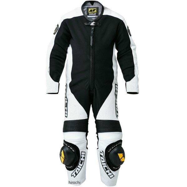 【メーカー在庫あり】 NXL022 RSタイチ レザースーツ J-022 キッズ 白 140cm NXL0220100K140 HD店