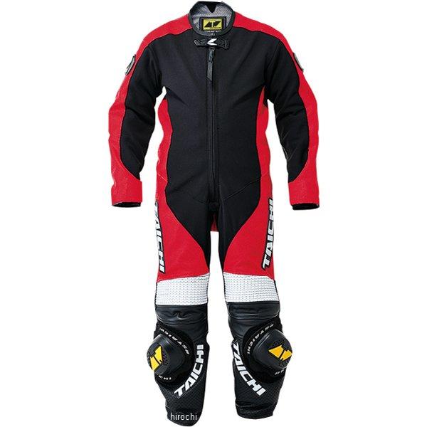 【メーカー在庫あり】 NXL022 RSタイチ レザースーツ J-022 キッズ 赤 130cm NXL0221500K130 HD店