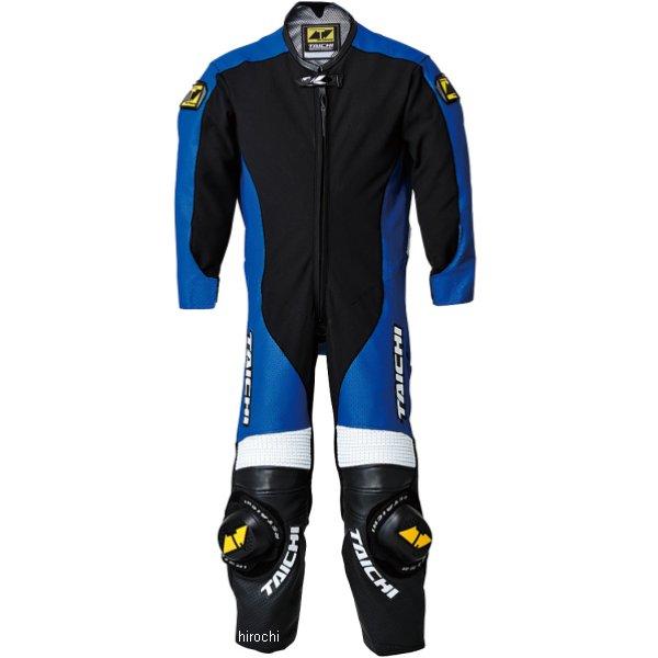 【メーカー在庫あり】 NXL022 RSタイチ レザースーツ J-022 キッズ 青 130cm NXL0225500K130 HD店