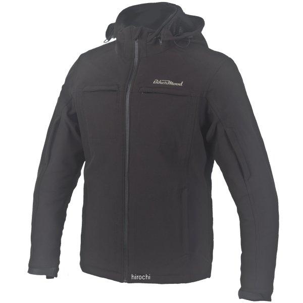 バイカームード BIKERMOOD オグマジャケット レディース 黒 Sサイズ BMJ011BS HD店