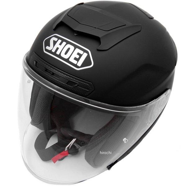 【メーカー在庫あり】 ショウエイ SHOEI ヘルメット J-FORCE4 黒(つや消し) XLサイズ 4512048441999 HD店