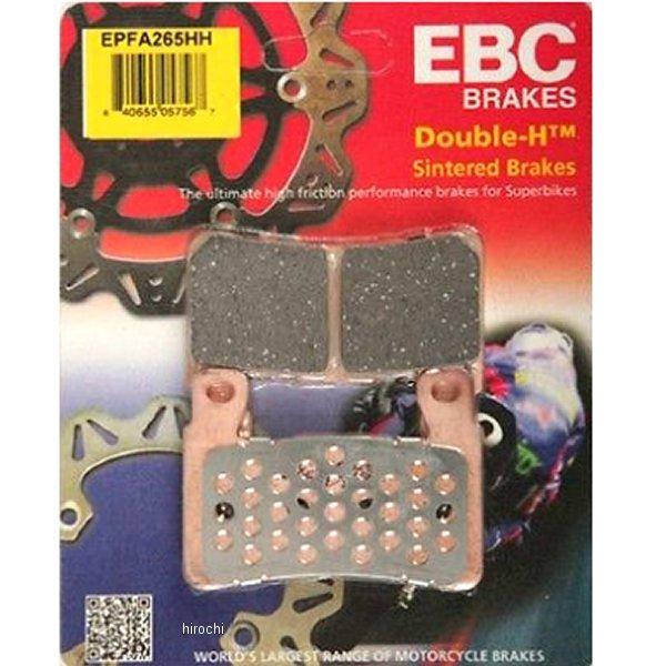 【USA在庫あり】 イービーシー EBC ブレーキパッド フロント 99年-00年 CBR600F4 EX-Performance シンタード 610018 HD店