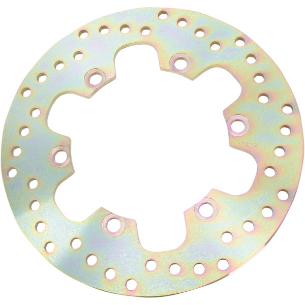 【USA在庫あり】 EBC イービーシー ブレーキ ディスクローター 直径230mm リア 87年-91年 KLR650、KL650 スチール 614082 HD店