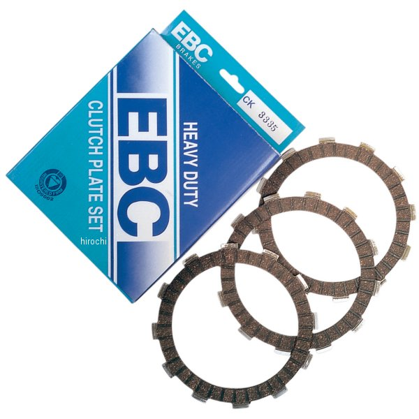 【USA在庫あり】 EBC イービーシー CK クラッチキット 68年-78年 CB360G、CB350K、CB250K コルク CK1132 HD店