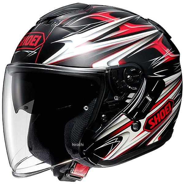 ショウエイ SHOEI ヘルメット J-CRUISE CLEAVE TC-1 赤/黒 XXLサイズ 4512048448097 HD店