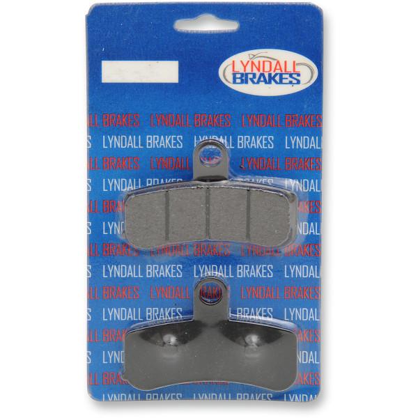 【USA在庫あり】 リンダル Lyndall Racing Brakes ブレーキパッド フロント デュポン オーガニック 44082-08 1720-0461 HD