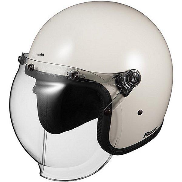 オージーケーカブト OGK KABUTO ジェットヘルメット ROCK オフホワイト 57cm-59cm 4966094554583 HD店