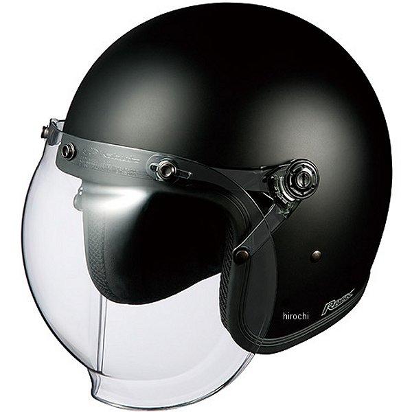 オージーケーカブト OGK KABUTO ジェットヘルメット ROCK フラットブラック 57cm-59cm 4966094554606 HD店