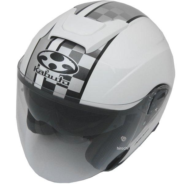 【メーカー在庫あり】 オージーケーカブト OGK KABUTO ジェットヘルメット ASAGI SPEED 白 Mサイズ 4966094562441 HD店