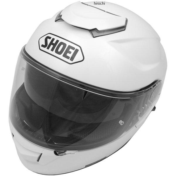 【メーカー在庫あり】 ショウエイ SHOEI フルフェイスヘルメット GT-AIR ルミナスホワイト XXLサイズ 4512048383190 HD店