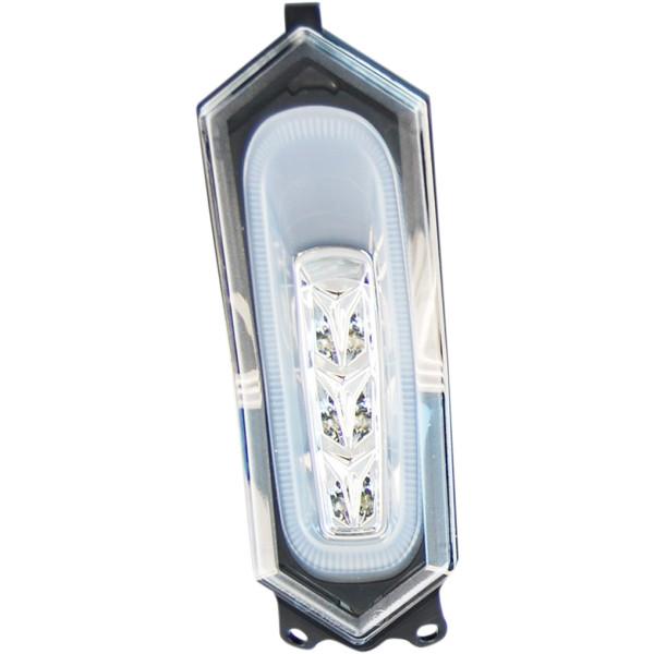 【USA在庫あり】 Moto MPH LEDテールライト クリア 15年 YZF-R1 2010-1303 HD店