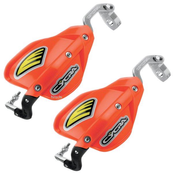 【USA在庫あり】 サイクラ CYCRA ハンドガード Probend CRM レーサー パック 22mmバー用 オレンジ 123145 HD店